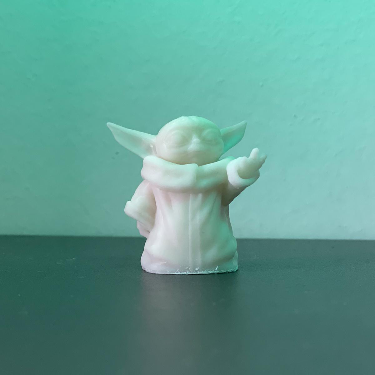 3D Grogu